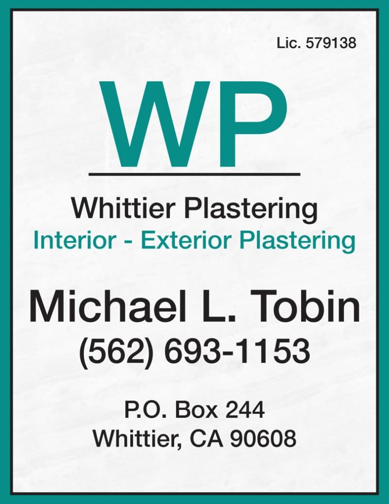 Whittier Plastering