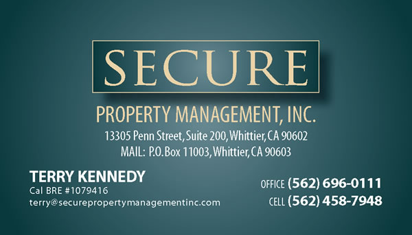 Secure Properties Terry Kennedy