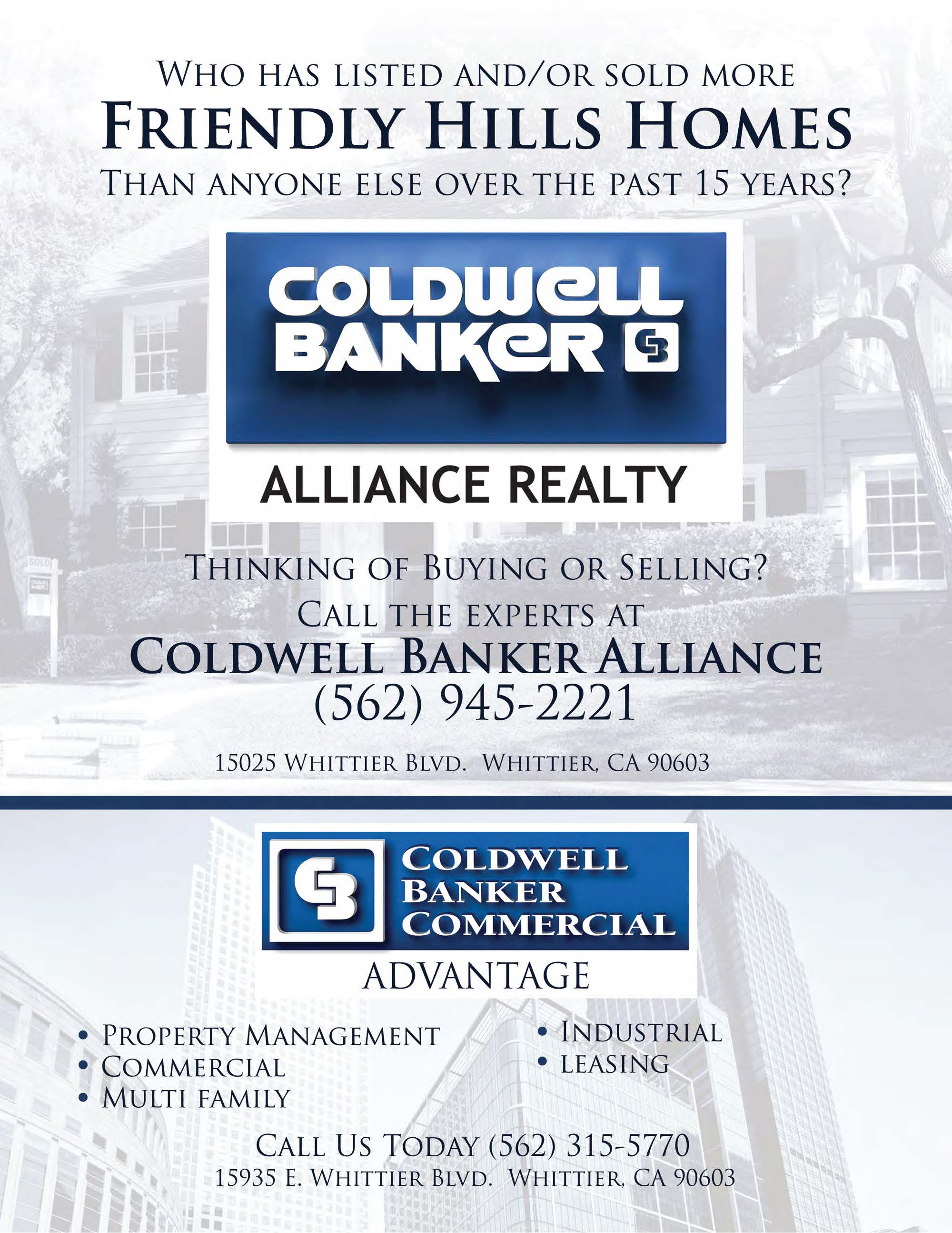 Coldwell Banker Alliance Whittier