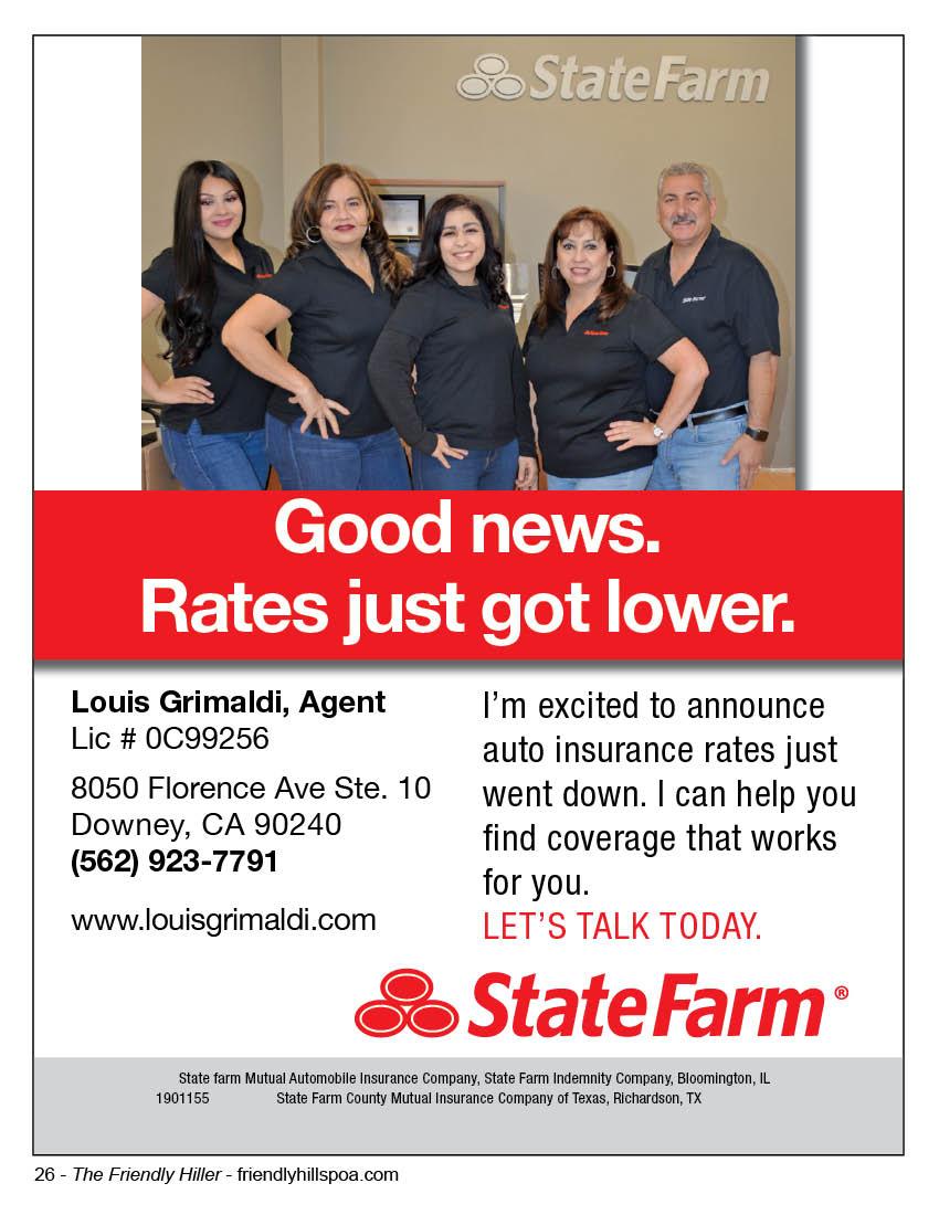 State Farm - Louis Grimaldi