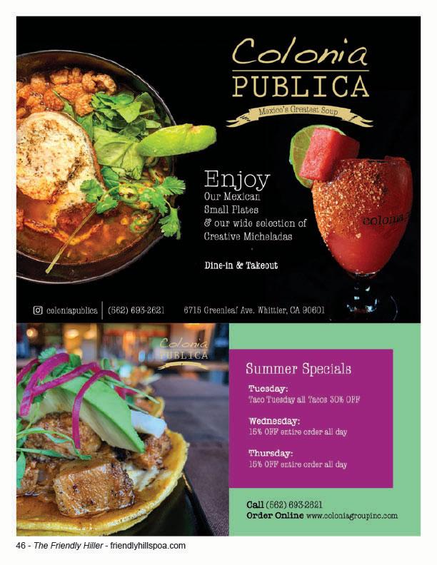 Colonia Publica Restaurant