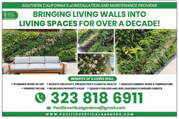 Pacific Vertical Gardens