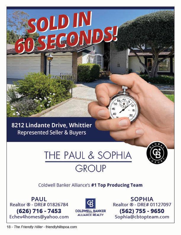 Paul and Sophia Realtors