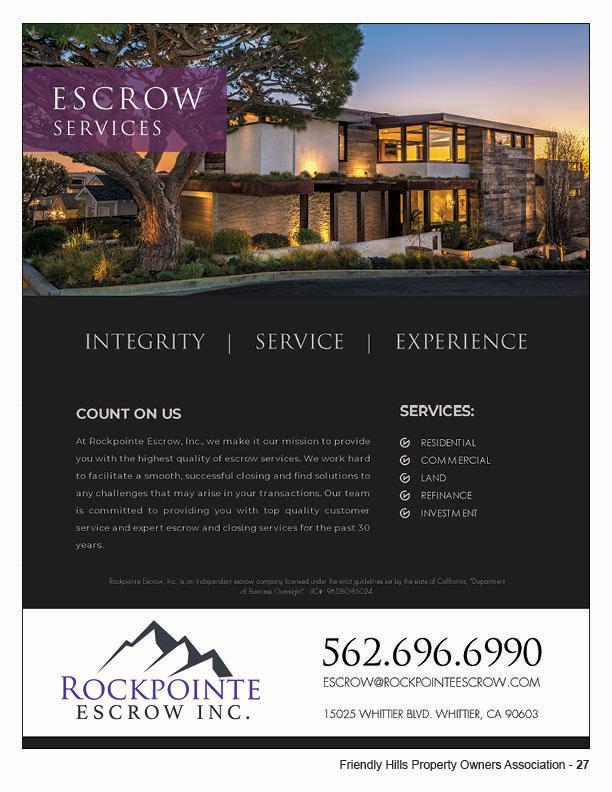 Rockpointe-Escrow