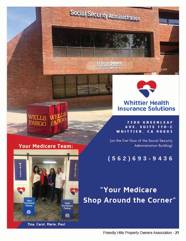 Whittier Health Insurance Solutions