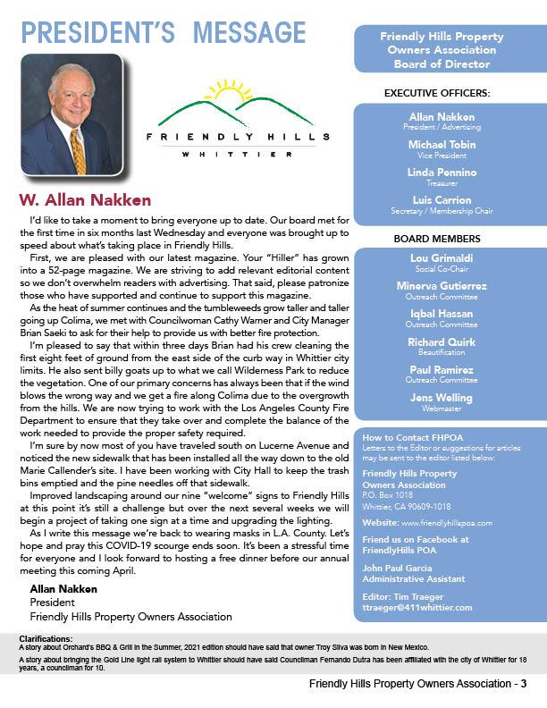 90785 FHPOA Newsletter FALL 20213